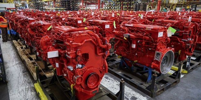 Trains, do not rush: Cummins is developing a hydrogen ice engine