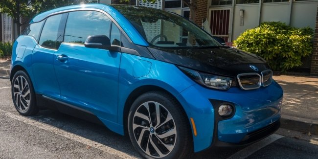Unique BMW i3 went to customers