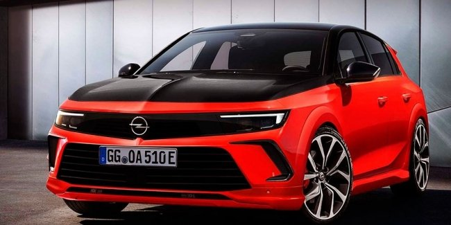Astra GSi: the dream of Opel fans