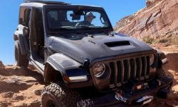 Jeep Wrangler Xtreme Recon debetted at the motor show in Chicago