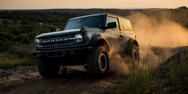 """Hennessey promised another """"charged"""" Bronco"""
