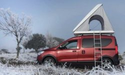 The Spaniards turned the Dacia Dokker into an affordable camper