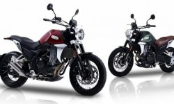 The expected Jawa RVR500 is just a rebranding of the Bristol Veloce 500