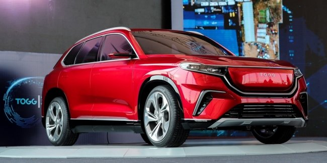 Turkish electric cars TOGG began to come off the assembly line
