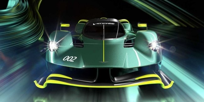 Aston Martin Valkyrie AMR Pro received disqualification in Goodwood