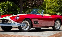 Rare 62-year-old Ferrari will be put under the hammer for $ 12 million