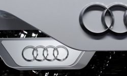 When will Audi show three of its new products?