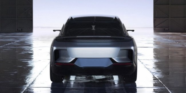 Electric crossover Faraday Future FF 91 is ready for mass production