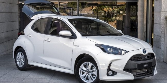What Yaris looks like for business
