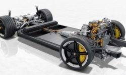 Porsche will work with BASF to develop lithium-ion batteries