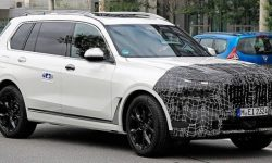 Latest details about the new BMW X7