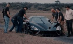 SSC admitted that their hypercar has not yet overcome the barrier of 482.7 km / h