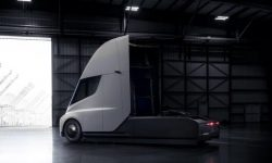 Electric truck Tesla Semi is ready for mass production
