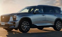 Crossover GS8: the new flagship of GAC