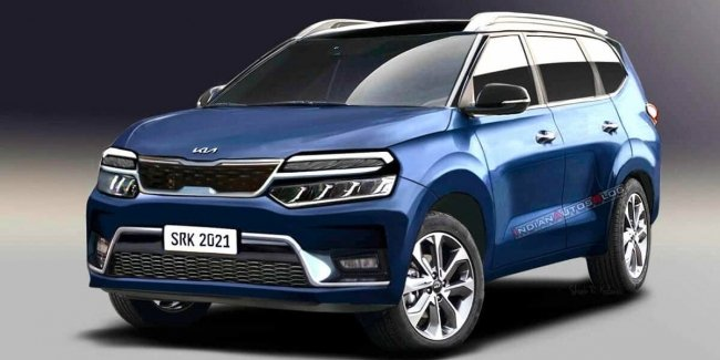 New crossvan KIA KY: new details are known