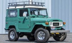 Only Tom Hanks has this: Hollywood actor sells his Land Cruiser