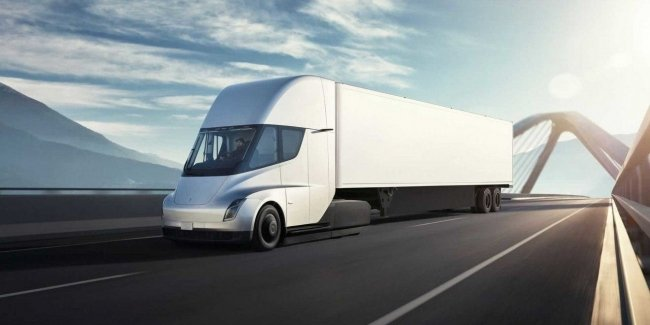 The release of the Tesla Semi postponed to 2022