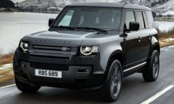Land Rover decided to destroy the G63? Defender with 600+ capacity