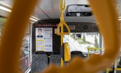 Air conditioning and uniforms: how Kiev minibuses will look like today