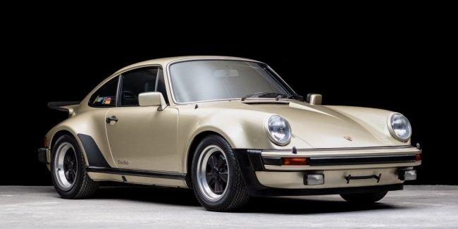 Early 911 Turbo put up for sale