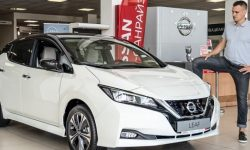 """Nissan Leaf 2021: official against the """"cue ball"""". What to choose?"""