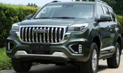Haval introduced restyled H9
