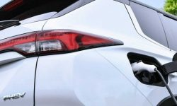 Mitsubishi announced a hybrid Outlander of the new generation