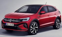 Volkswagen Taigo Coupe will enter the European market at the end of the year