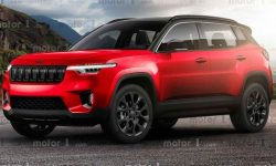 Jeep is preparing a compact electric SUV