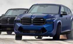The most powerful in the history of BMW – the new cross X8 M