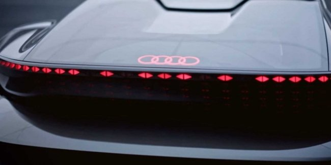 """Audi revealed the premiere date of the first """"spherical"""" electric car"""