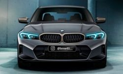 """""""Nostrils"""" will not be? Restyling BMW G20"""