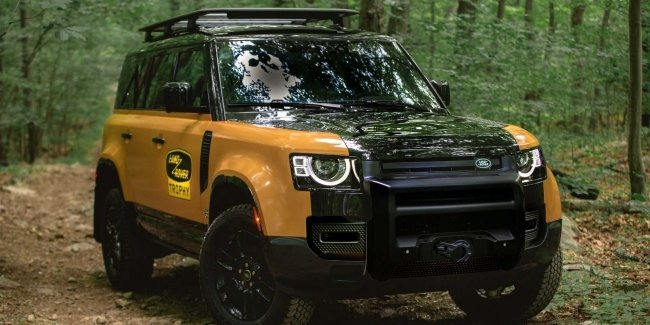 """Defender Trophy Edition: fans of """"kneading dirt"""" is dedicated"""