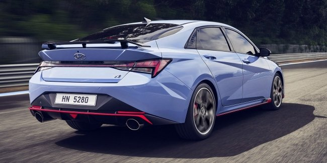 Revealed the characteristics of the most powerful Elantra N