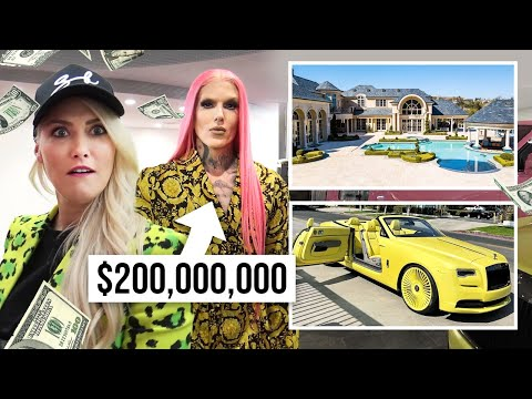 The World's Richest YouTuber   Jeffree Star