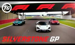 TG x FORMULA 1: Norris, Vettel and Giovinazzi join the boys at the Silverstone GP | PREVIEW