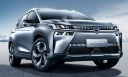 8 minutes – and done: Chinese electric crossover GAC Aion V with super fast charging