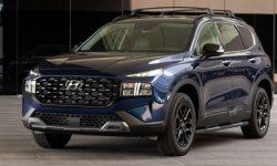 """Updated Santa Fe received an """"off-road"""" version of the XRT"""