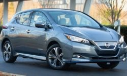 Nissan significantly reduces the price of leaf in the United States
