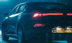 The Changan Uni line will be replenished with fastback