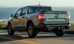 For Ford Maverick Hybrid will have to run