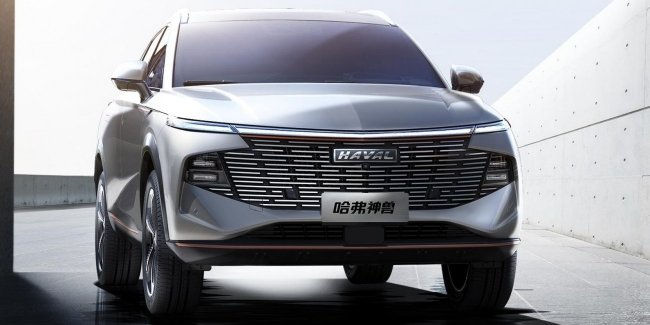 Real Monster: Haval introduced a new SUV