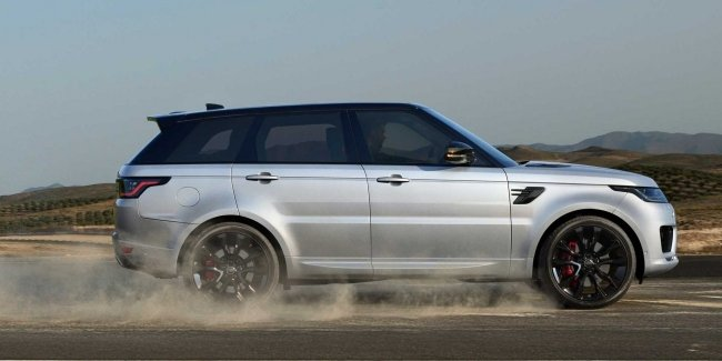 Hybrid Range Rover will become more efficient