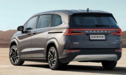 Hyundai brand introduced a new minivan Custo for the Chinese market