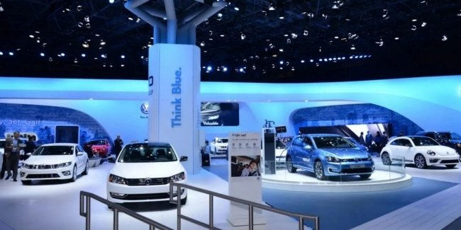 Upcoming New York Auto Show canceled due to delta strain