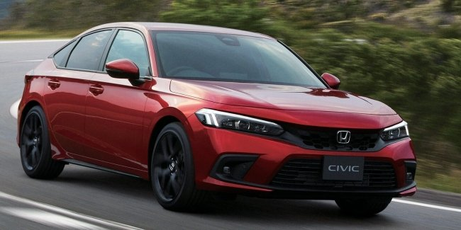 Honda introduced a new generation Civic hatchback for the Japanese market