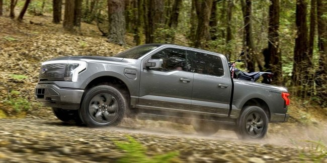 Ford lost almost 500 Ford F-150 pickups