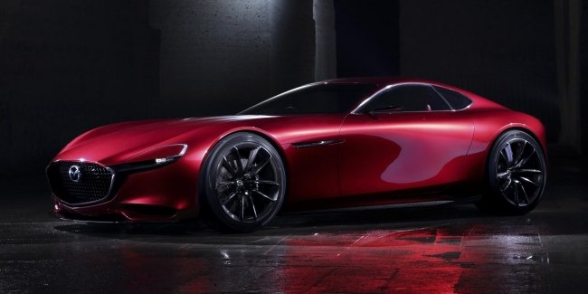 Mazda is about sports! The company is preparing a new sports car