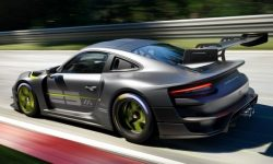 Porsche dedicates special 911 GT2 RS Clubsport to Manthey