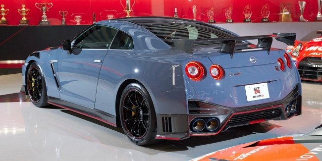 There is still gunpowder: all copies of the Nissan GT-R Nismo sold out